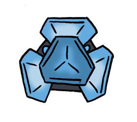 Fakemon - Cryogonal Prevo