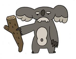 Fakemon - Komala Evolution