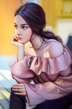 Portrait Study 081019