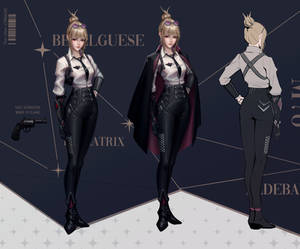 Emilia - character sheet