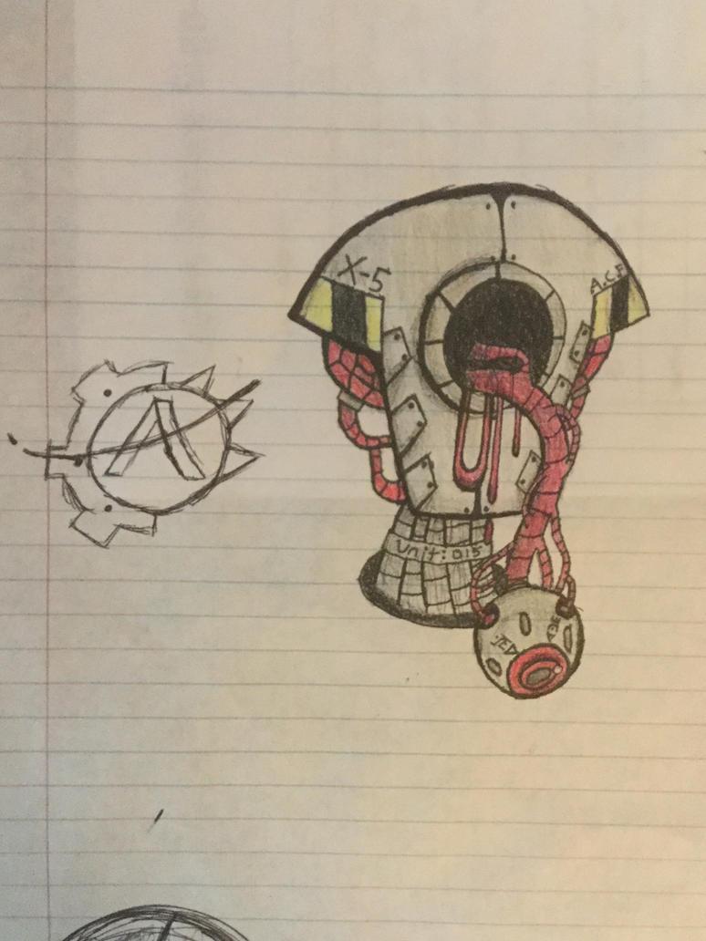 Anatomy 1 by Alpha-X01