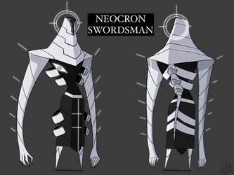 Neocron swordsman