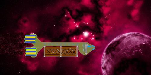 Space Scene Tug