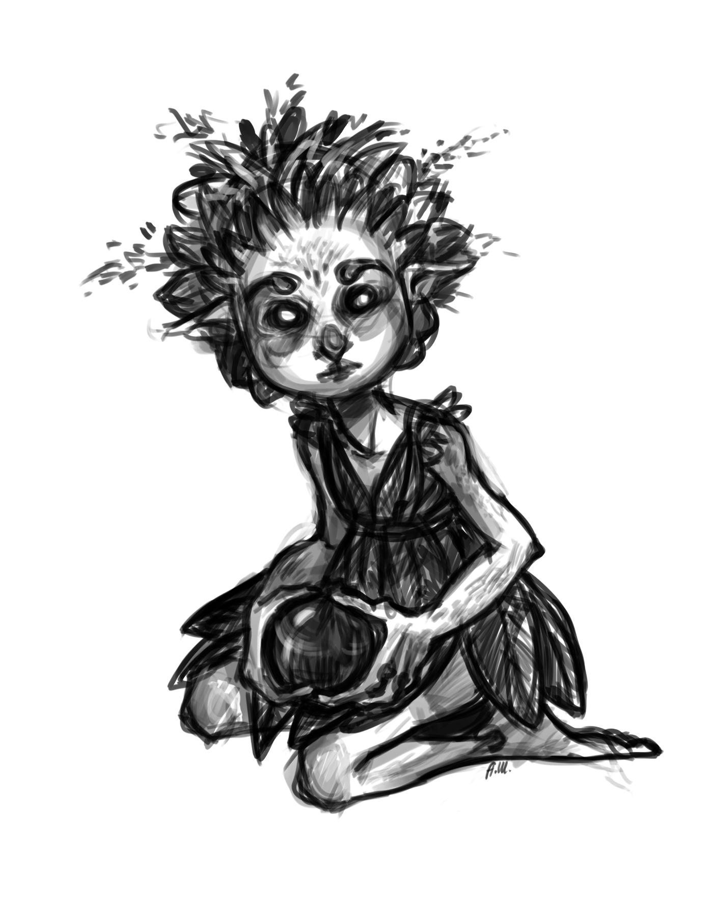 fairy by drakonarinka