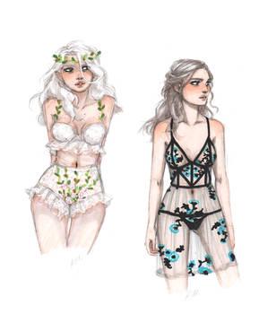 Underwear girls 1