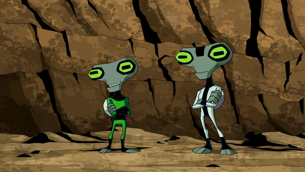 Ben 10 Omniverse Greymatter Images & Pictures - Becuo