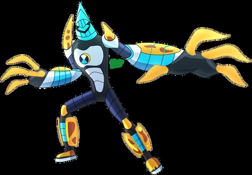 E-10: Horizons, Omni-Suit Goop