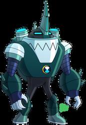 E-10: Horizons, Omni-Suit Eatle