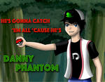 He's gonna catch 'em all~