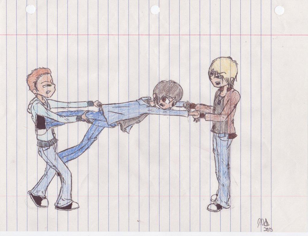 Dallas x Johnny x Ponyboy by DerpyWinston on DeviantArt