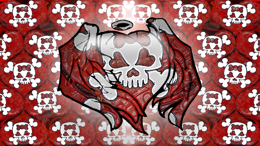 Girly skull wallpaper 01 by nijmi3skijll on deviantart girly skull wallpaper 01 by nijmi3skijll voltagebd Choice Image
