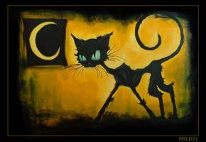 jonnywedge pussy cat by brujilda