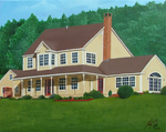 Commission: Quechee Home 2