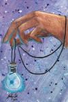 Fairy in a Bottle by Wildphoenix22