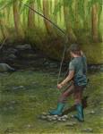 Fisherman's Paradise by Wildphoenix22