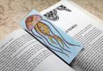 Jellyfish Bookmark by Wildphoenix22