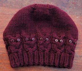 Owly Hat by Wildphoenix22