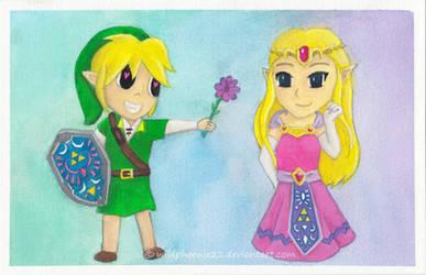Be Mine, Zelda? by Wildphoenix22