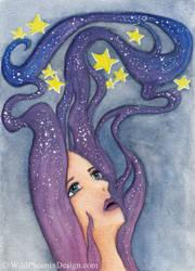 Galaxy Dreamer by Wildphoenix22