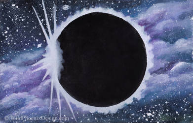 Solar Eclipse by Wildphoenix22