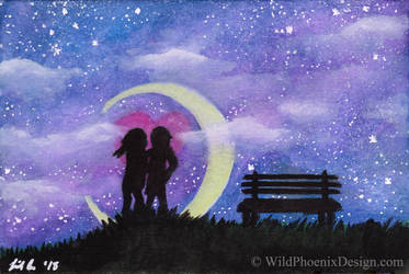 Galactic Lovers by Wildphoenix22
