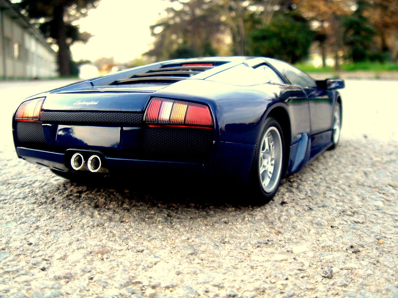 Lamborghini Murcielago by vudin
