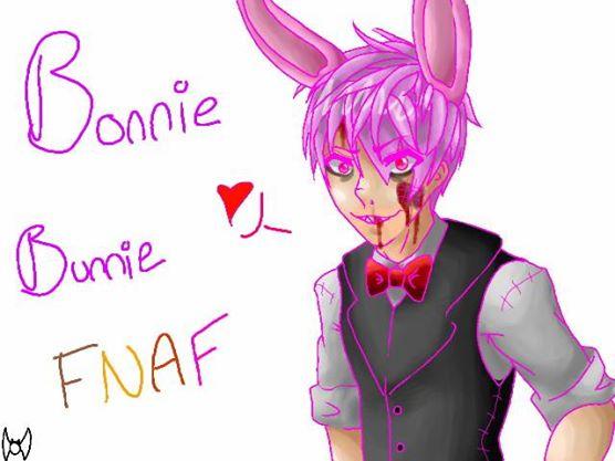 FNAF: Bonnie Bunnie by AkumaToraTheDemon