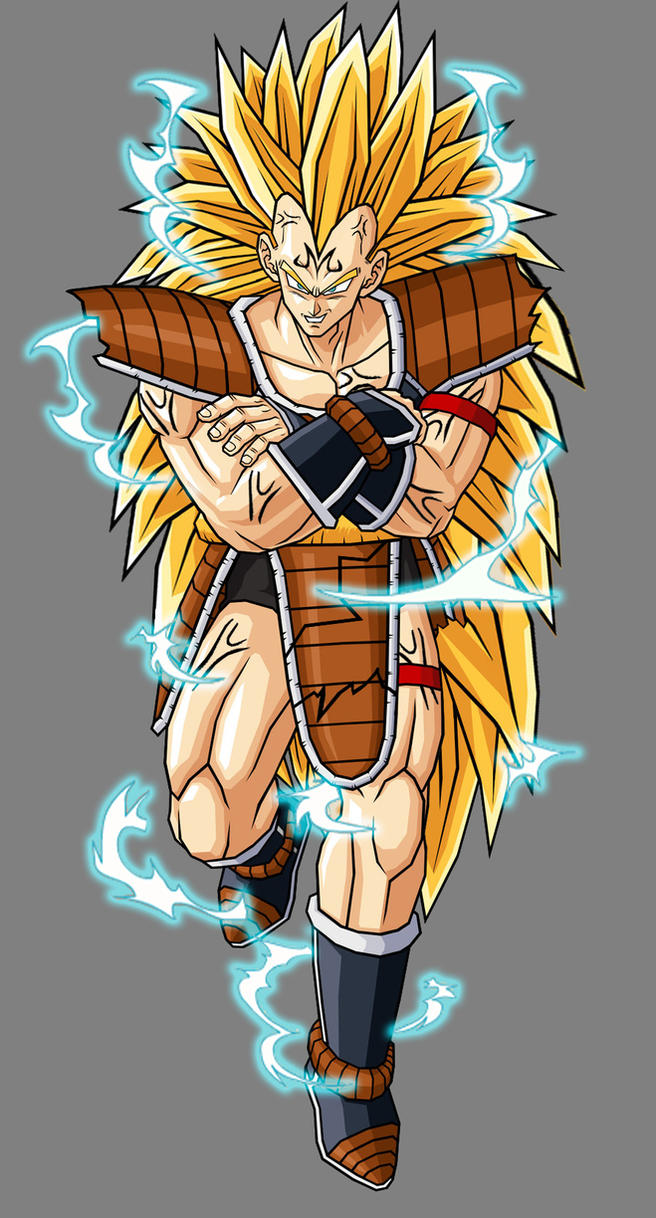 Turles And Raditz Fusion Turles And Raditz Fusion