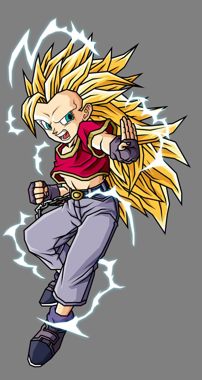 Dragon Ball Xenoverse tendrá una mujer Super Saiyan