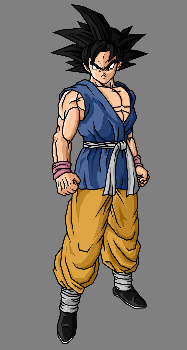 I Am Different From Others Goku GT by theothersme...