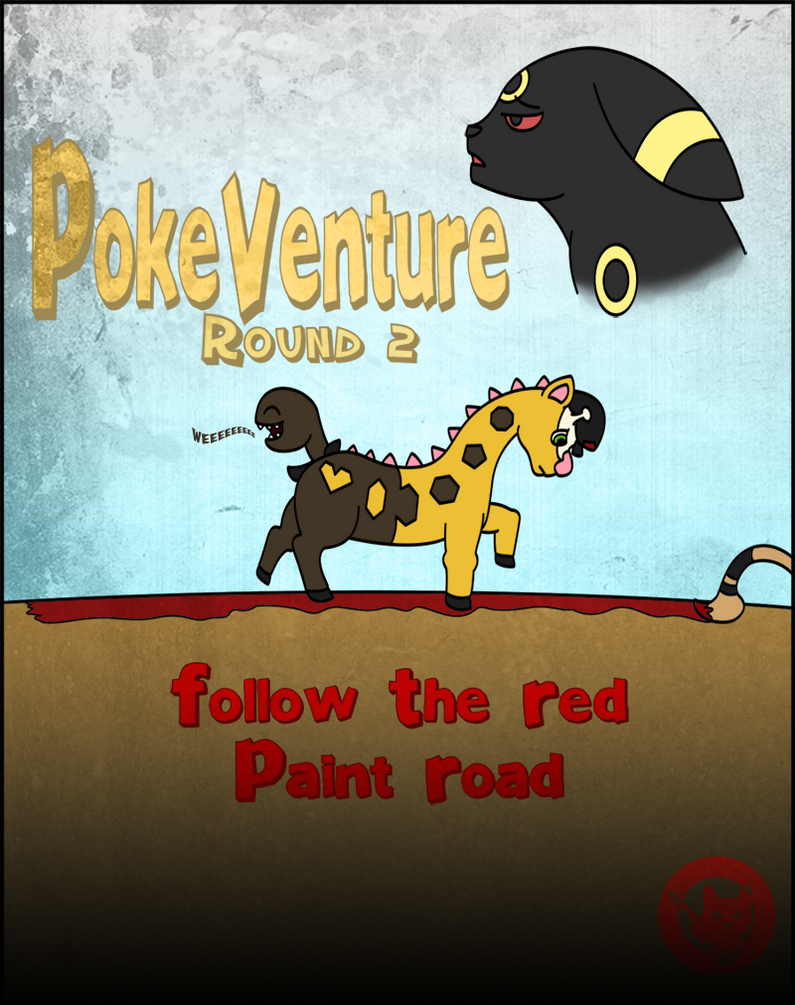 PokeVenture Chap.2 Cover by TheFiddleCat