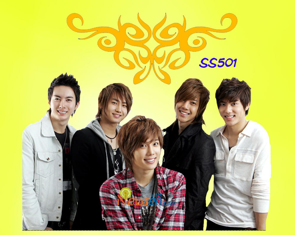 SS501 by pepsihead