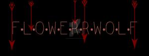 Flowerrwolf Logo