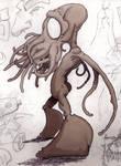 squid alien guy thing