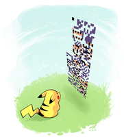 MissingNo. by Rock-Bomber