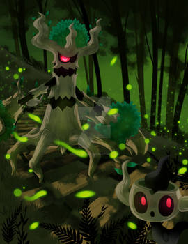 Day 4: Favorite Ghost Type