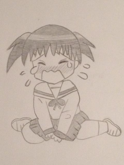 Crying Chibi Girl | www.imgkid.com - The Image Kid Has It!