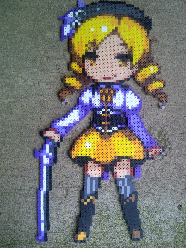 Mami is Best Magical Girl.  It is her OwO by LingeringSentiments