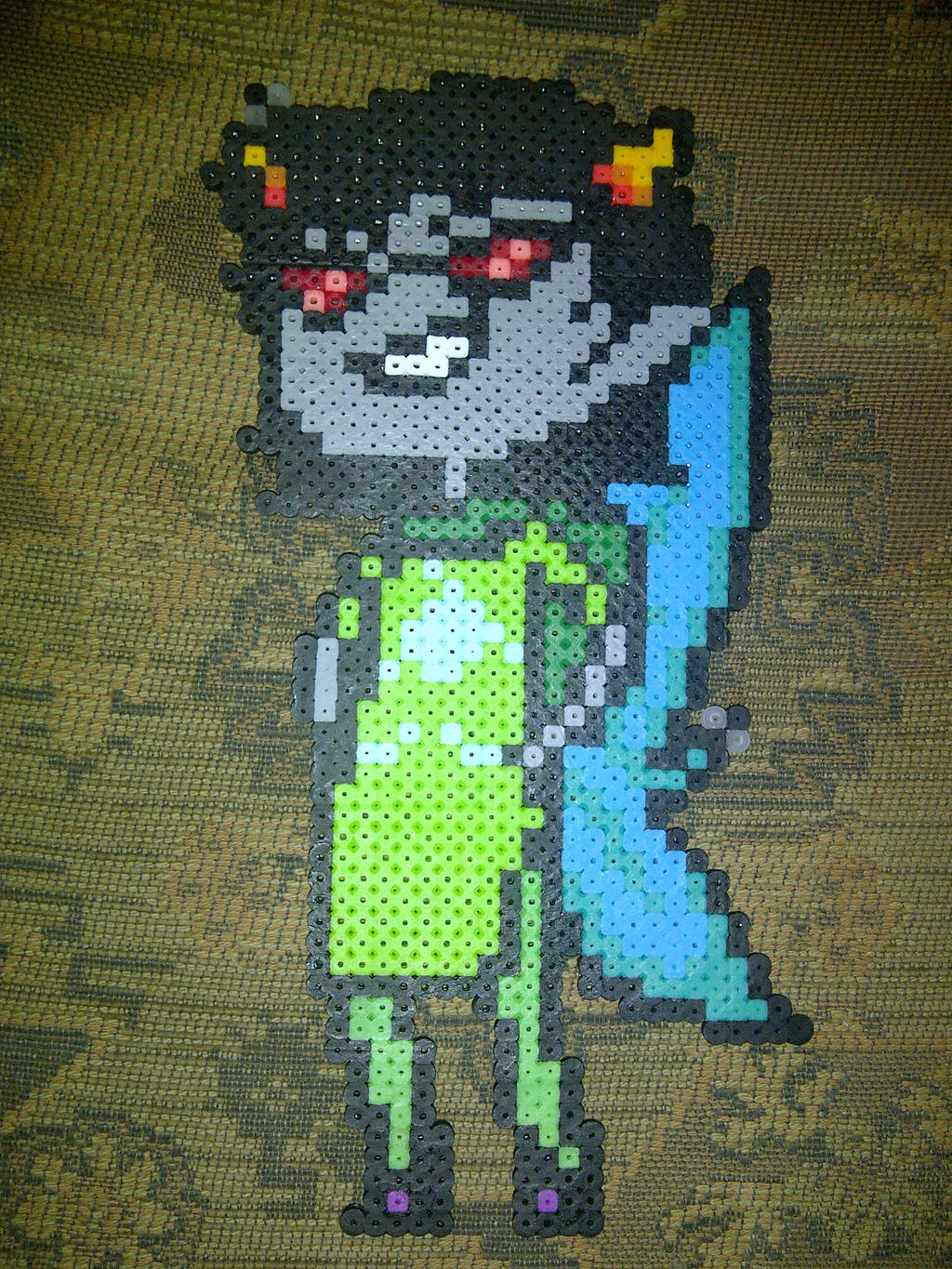 Terezi Pyrope: Seer of Mind by LingeringSentiments