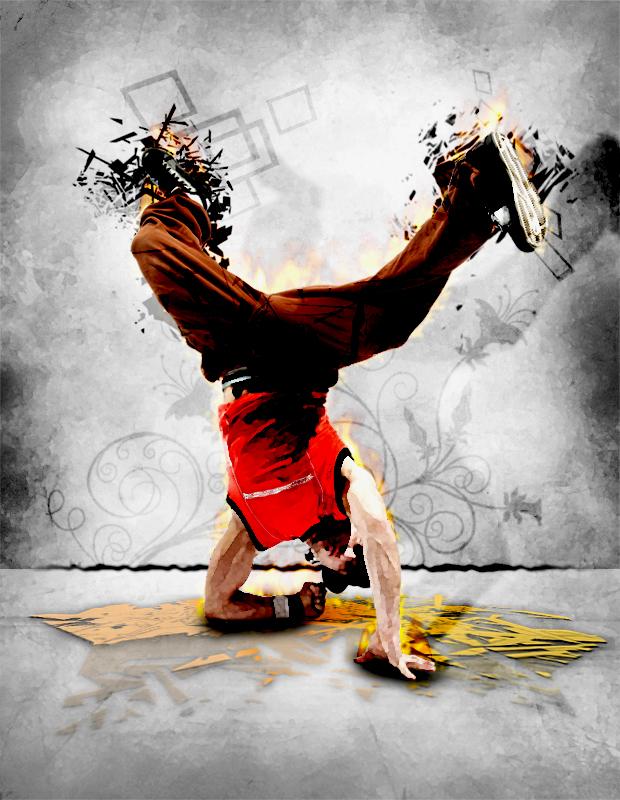 Breakdance by Mahdi18