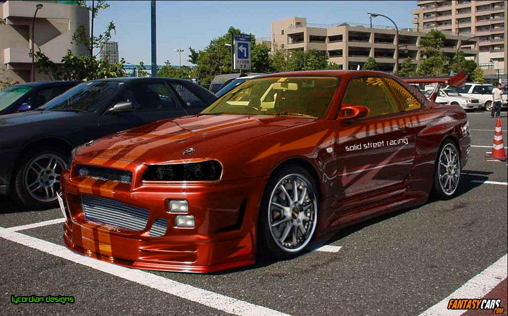ICC Nissan Skyline by Import-Car-Club