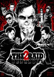 fansart THE RAID 2 : BERANDAL