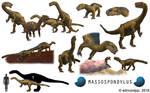 Spore Dinosaurs: Massospondylus