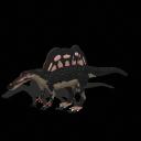 Spore Dinosaurs: Spinosaurus PNG Image by edmundpjc