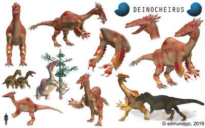 SPORE Dinosaurs: Deinocheirus