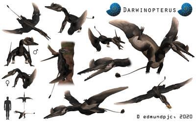 SPORE Dinosaurs: Darwinopterus