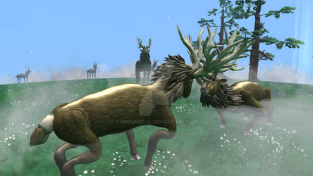 SPORE Prehistoric: The Things They Do For Love