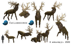 Spore Cenozoic: Eucladoceros