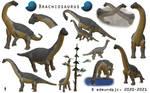 SPORE Dinosaurs: Brachiosaurus