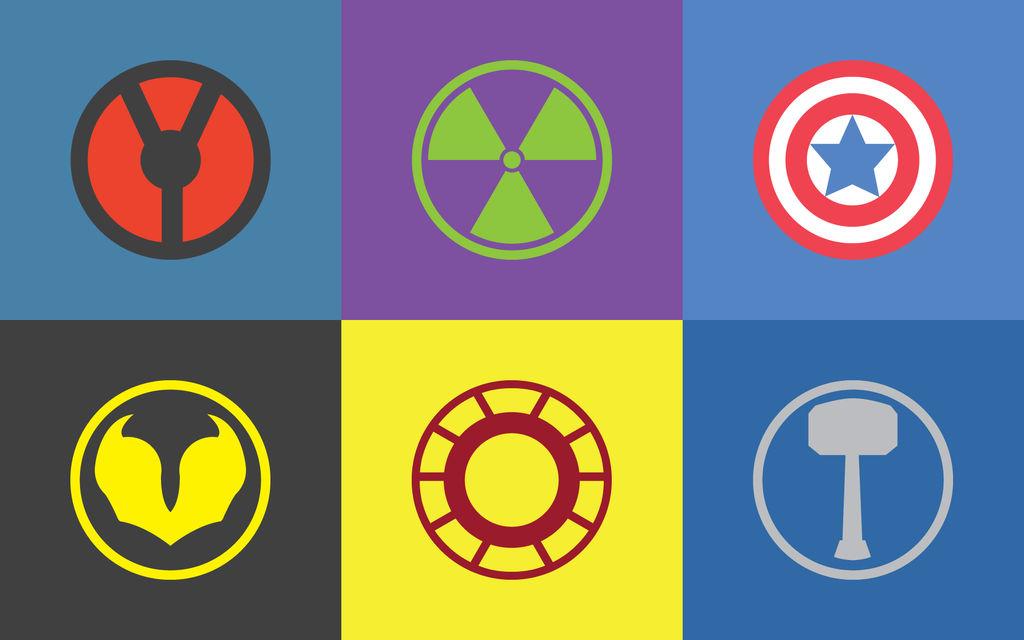 Avenger Logo Wallpaper